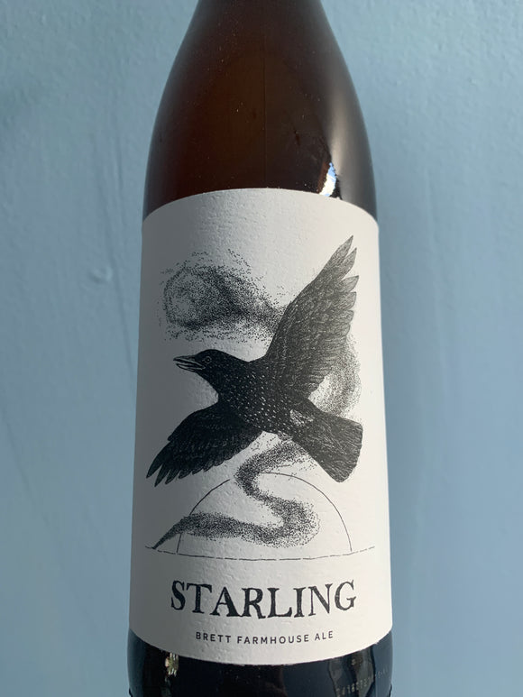 Arrowood Farms Starling Brett Farmhouse Ale