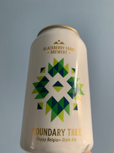 Blackberry Farm Brewery Boundary Tree (12 oz.)