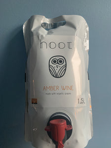 Georgas Family Hoot Amber (1.5 L)