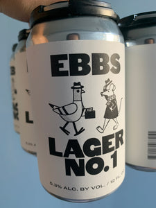 Ebbs Lager No. 1