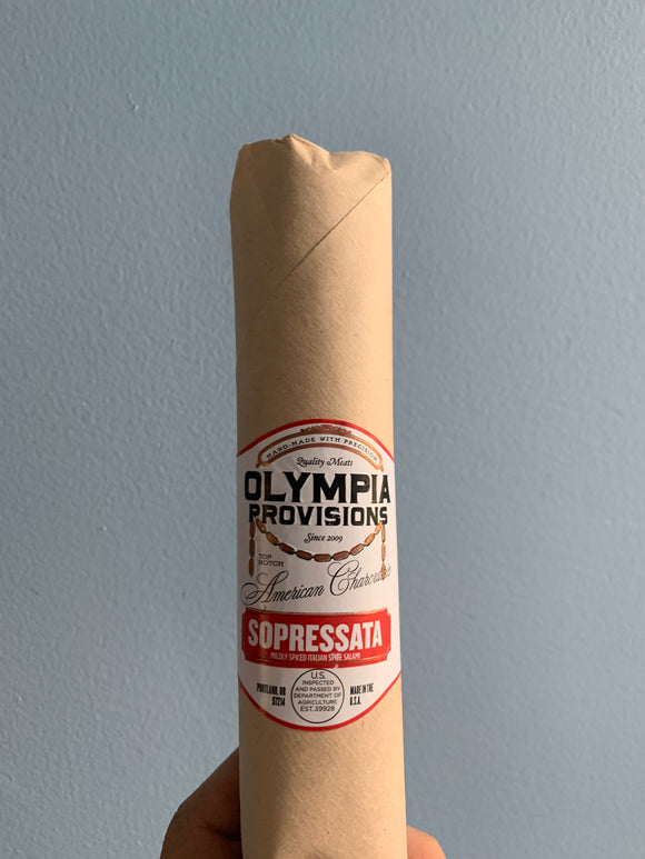 Olympia Provisions Salami