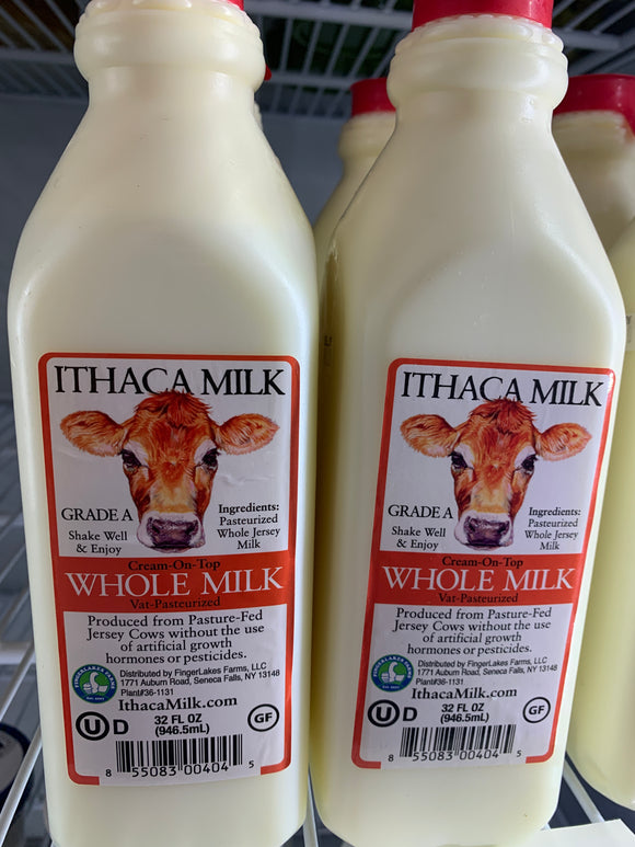 Ithaca Whole Milk