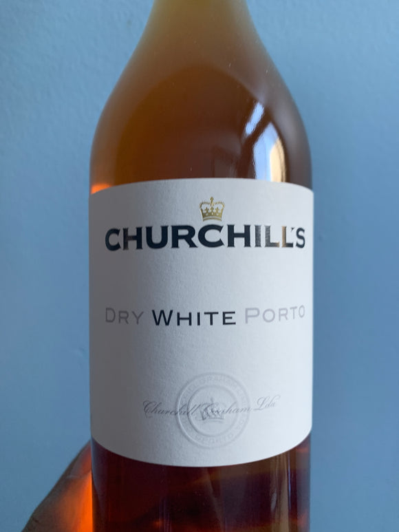 Churchill's Dry White Porto