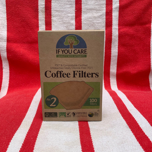 If You Care No. 2 Coffee Filters