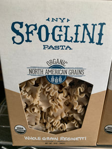 Sfoglini Whole Grain Reginetti (1 lb.)