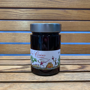 Céret cherries in Banyuls Red Vinegar 355g
