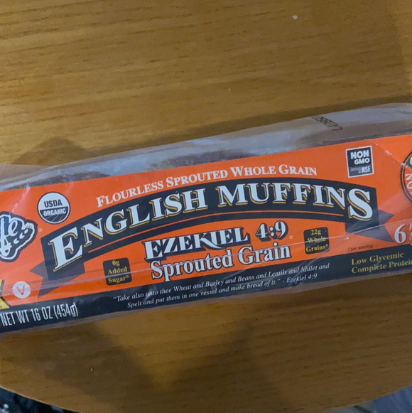 Food for life - English Muffins