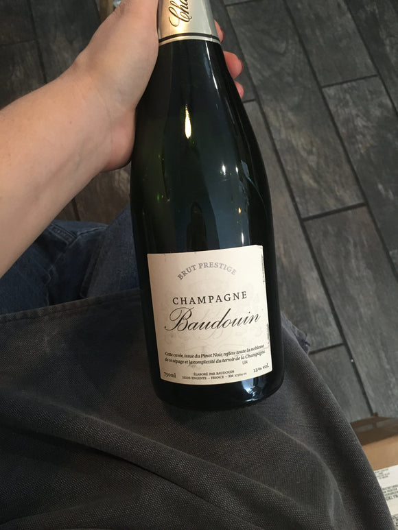 Champagne Baudouin