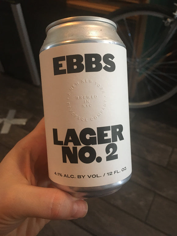 Ebbs Lager No. 2
