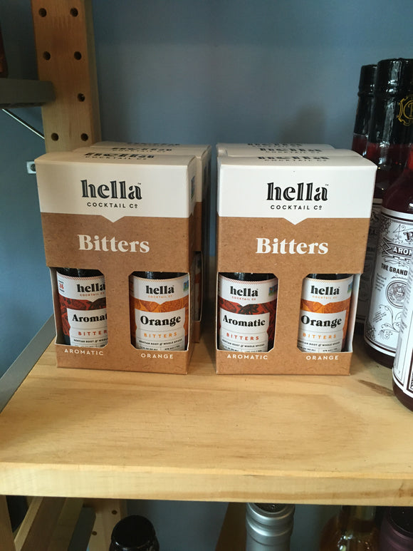 Hella Cocktail Bitters Duo