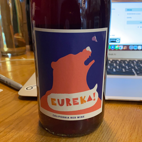 Eureka Wine Co. - Light Red 2019