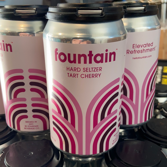 Fountain - Tart Cherry