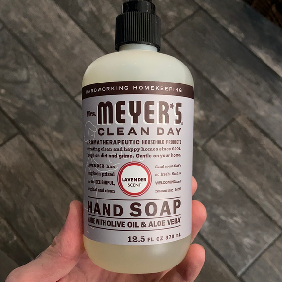 Mrs.Meyers - Hand Soap