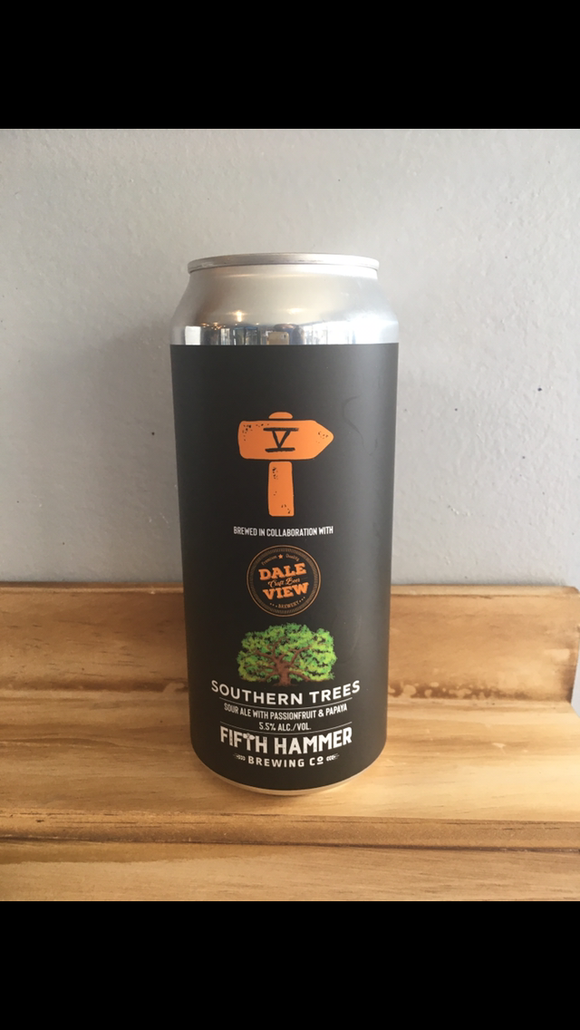 Fifth Hammer Southern Trees Sour Ale