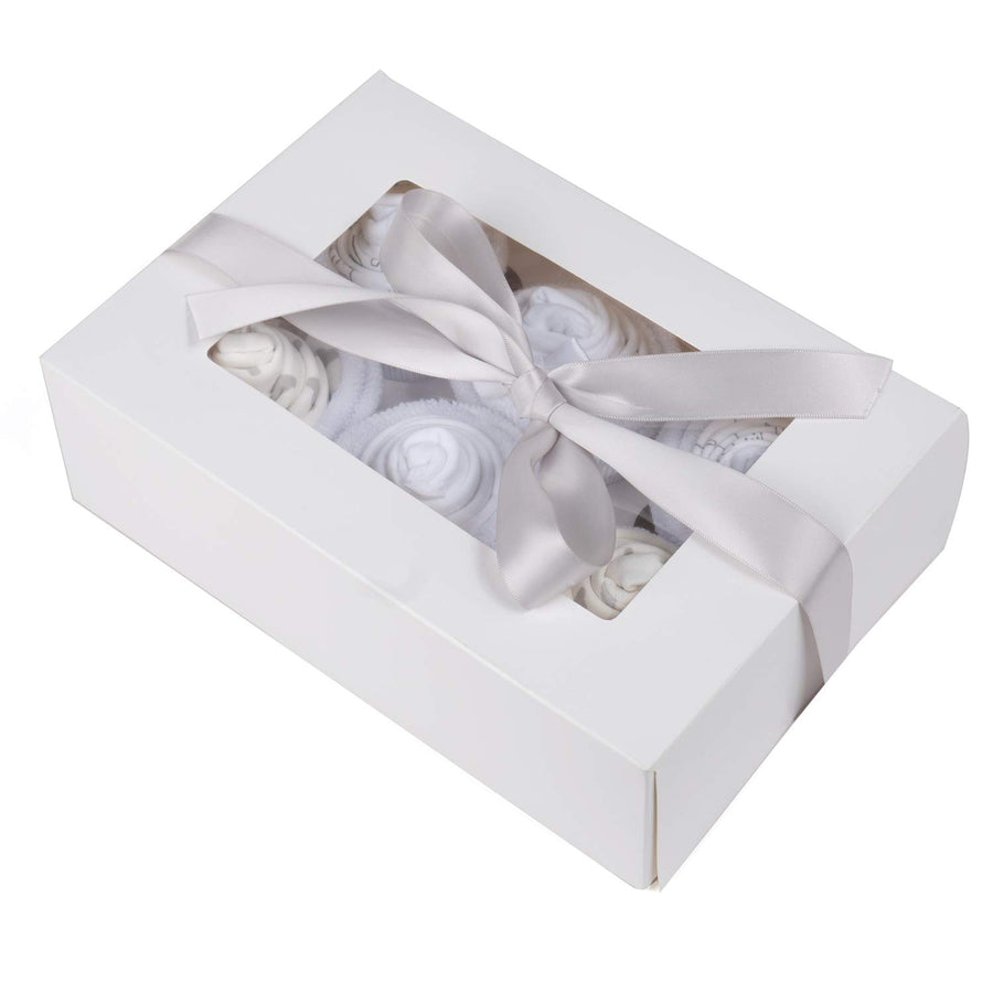 NEUTRAL BOY OR GIRL CUPCAKE GIFT SET
