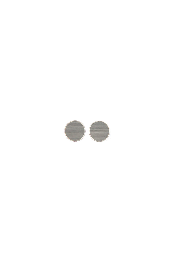 Audrey Circle Tiny Earrings