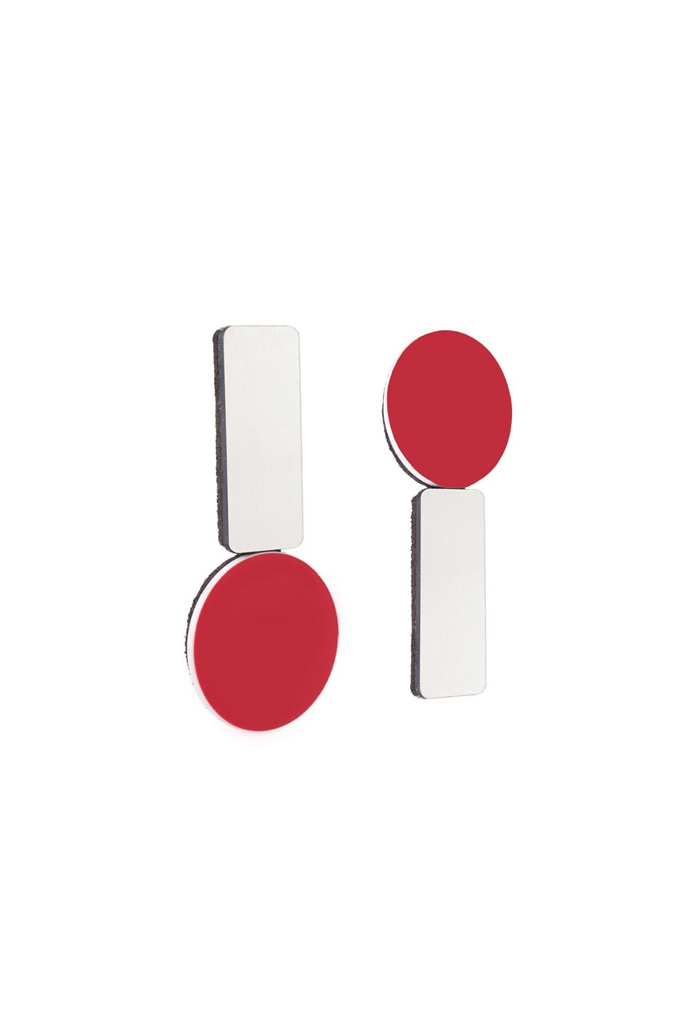 Bauhaus Earrings A