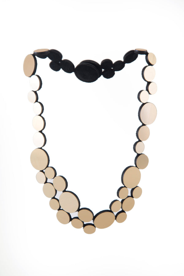 Abstraction Necklace - Fizz