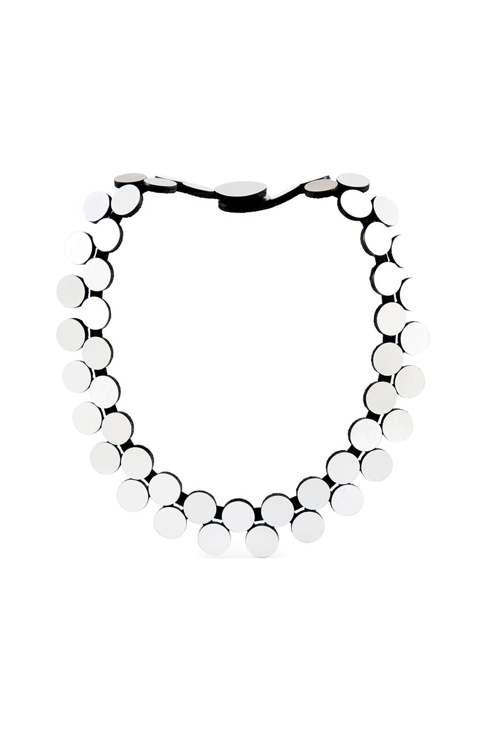 Abstraction Necklace - Double Strand