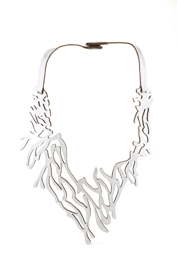 Mar Necklace New - Silver