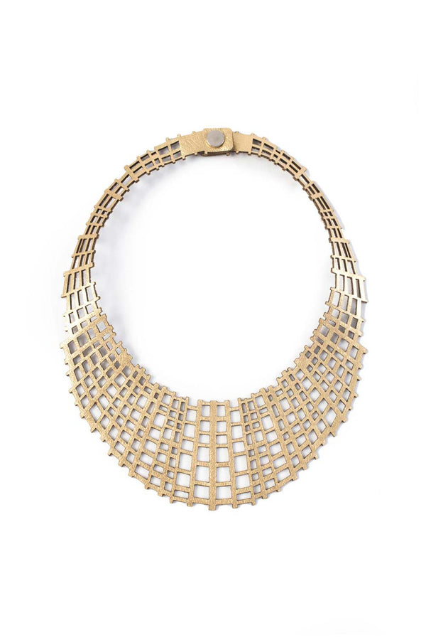 Scarlett Necklace - Gold