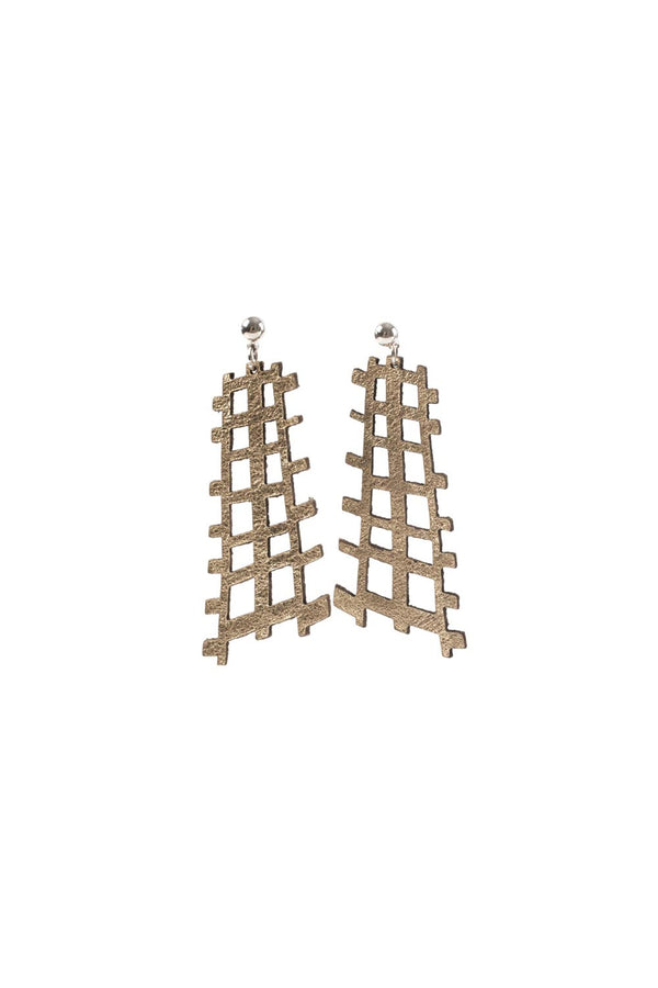 Scarlett Earrings - Gold