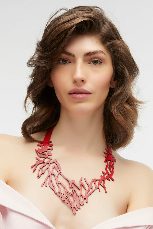 Collar Mar New - Rojo