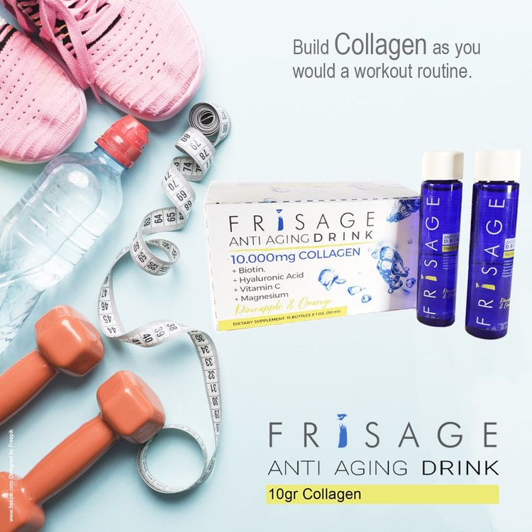 THE TOP 3 COLLAGEN ANTI AGING BENEFITS