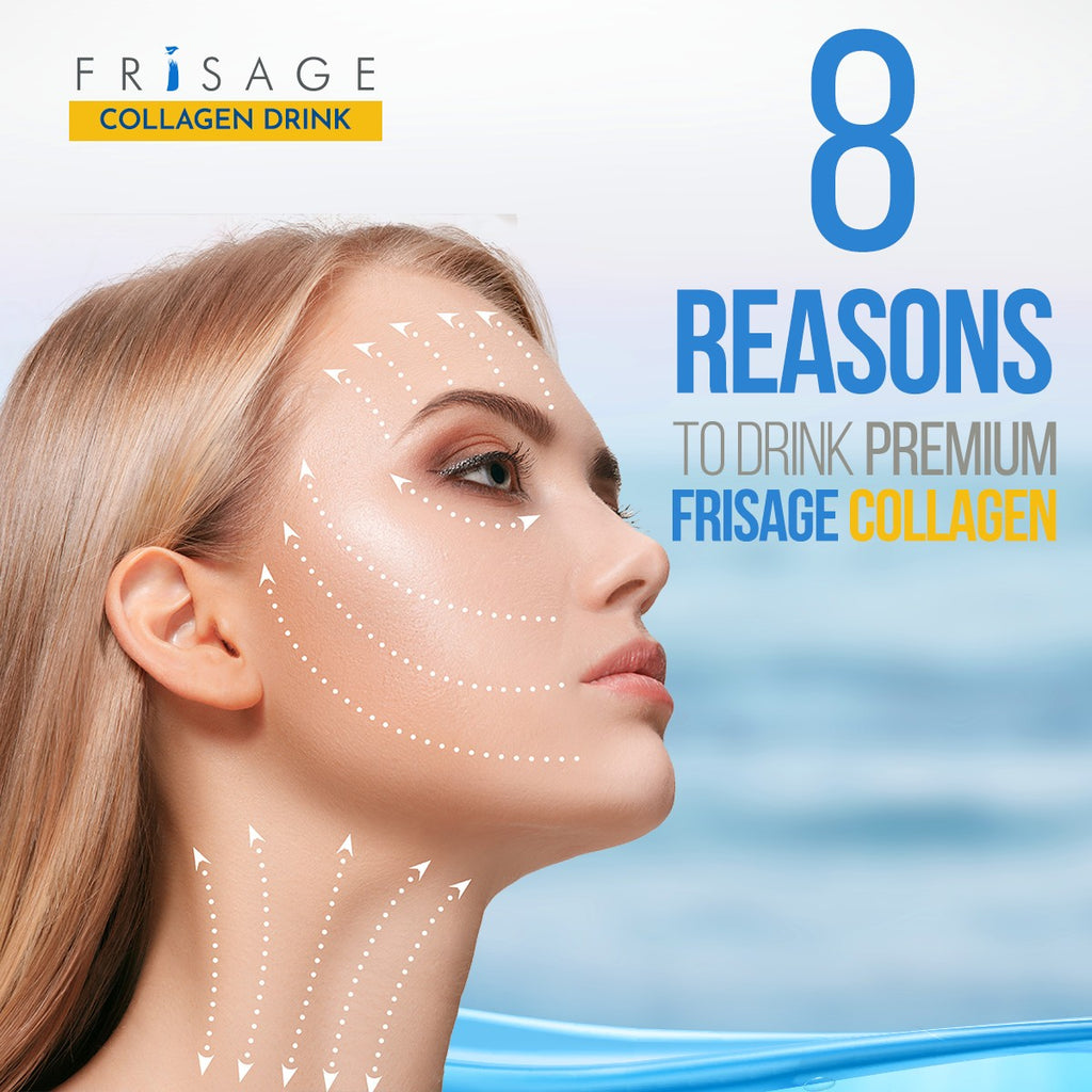 FRISAGE™ Collagen Drink Supplement 16oz Bottle (16 DAYS)