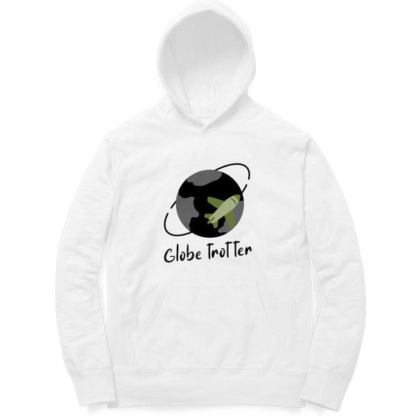 Globe Trotter Hoodies - Chimp Tribe