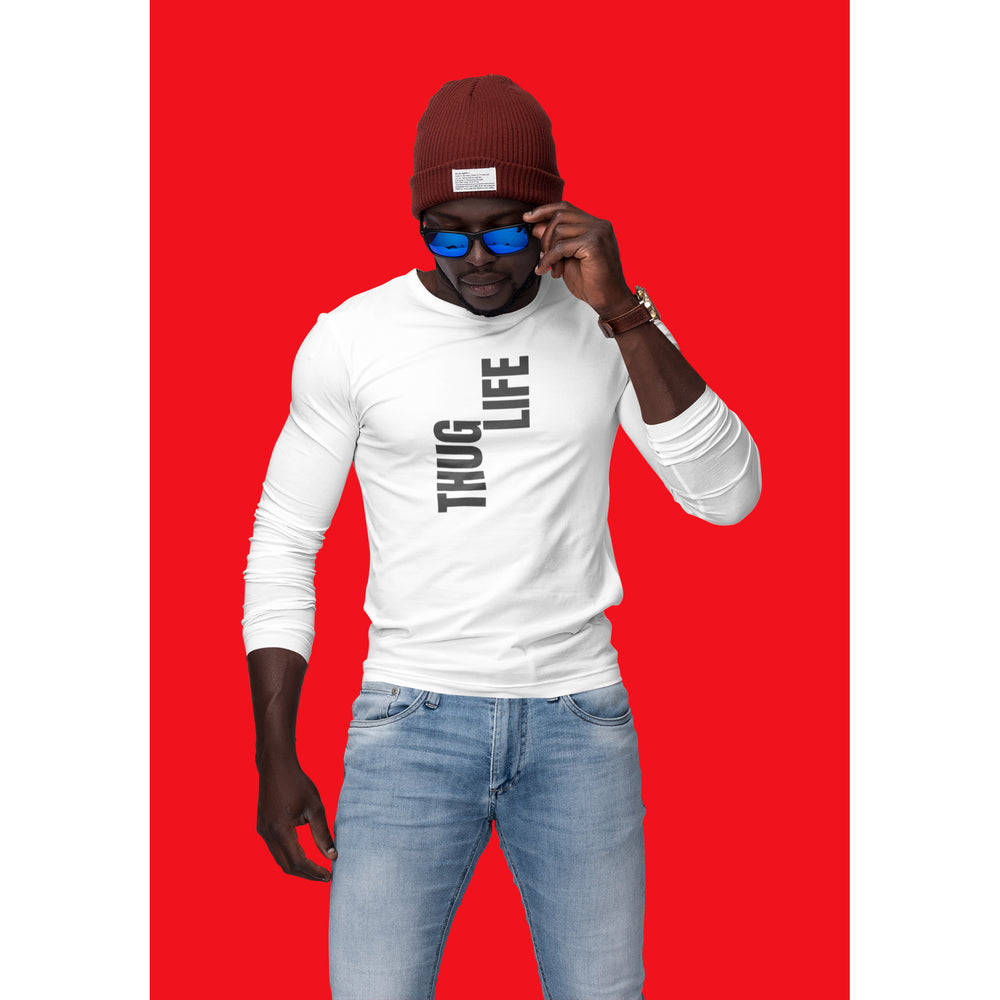 Thug Life Full Sleeve T-Shirt