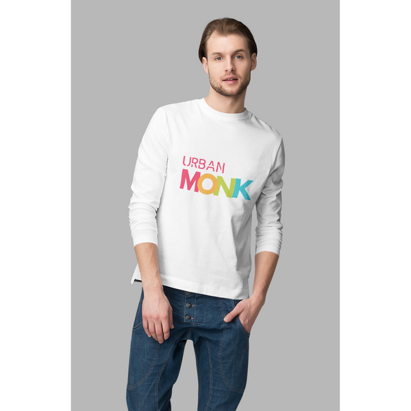 Urban Monk Full Sleeve T-Shirt