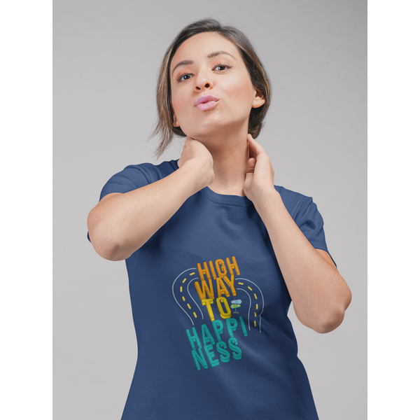 Highway To Happiness T-Shirt