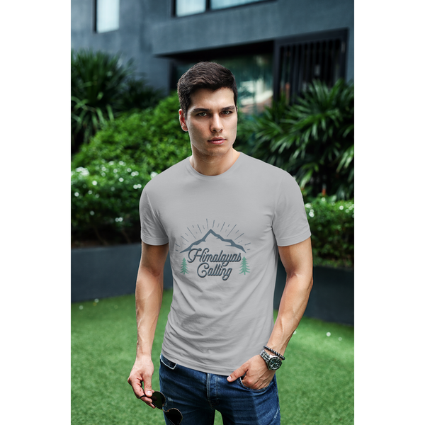 Himalayas Calling T-Shirt For Travel