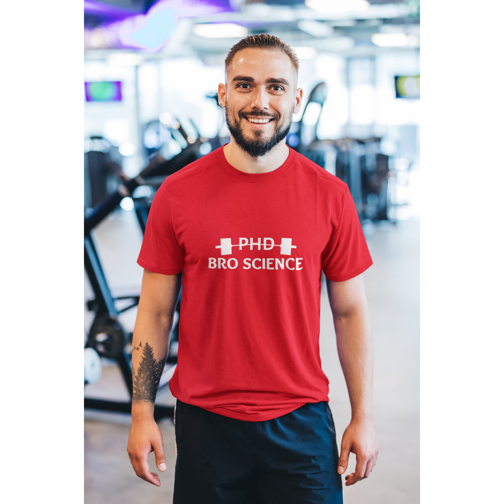 PHD Bro Science T-Shirt