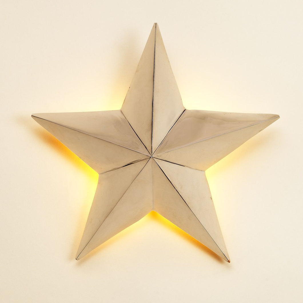 Star Wall Light