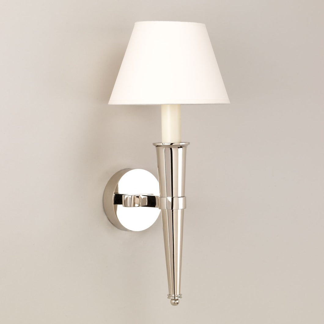 Arras Cone Bathroom Wall Light