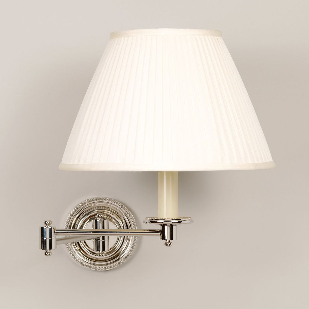 Milford Swing Arm Wall Light