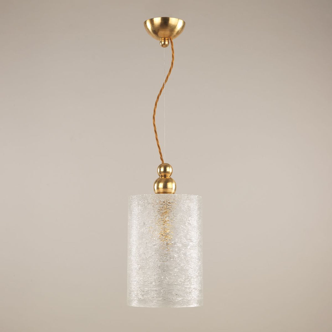Skipton Pendant Light - Brass, Large