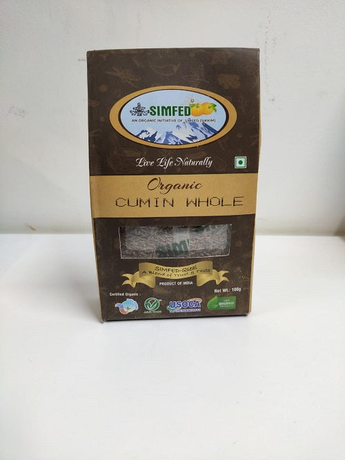 Cumin Whole - 100 GM