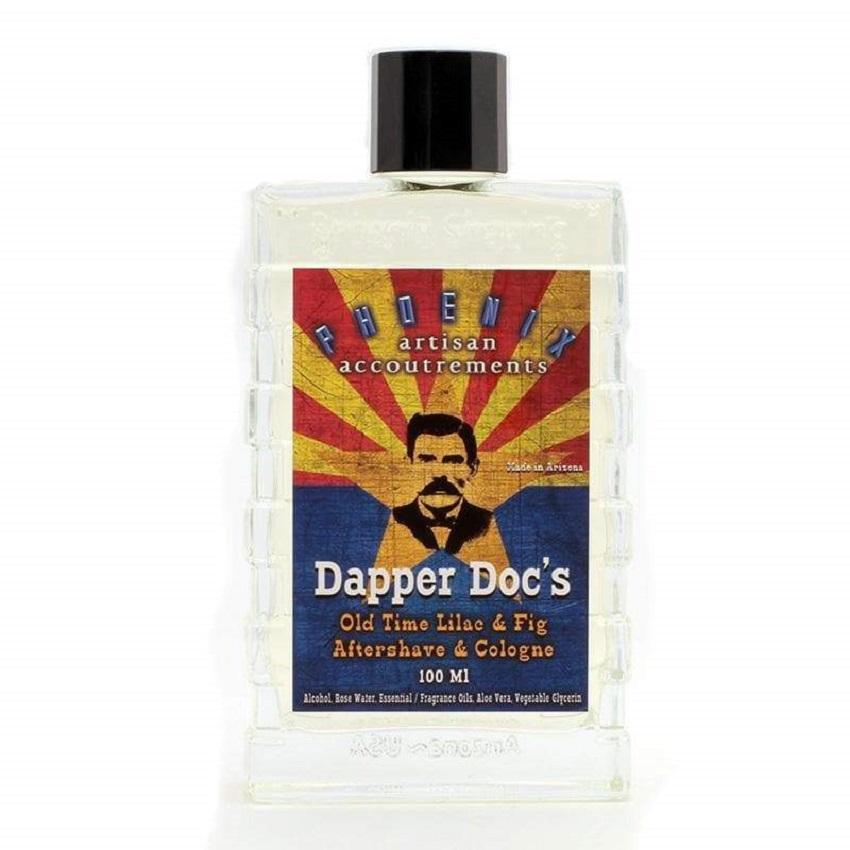 Phoenix Artisan Accoutrements Dapper Doc's After Shave Cologne - Shaving Station