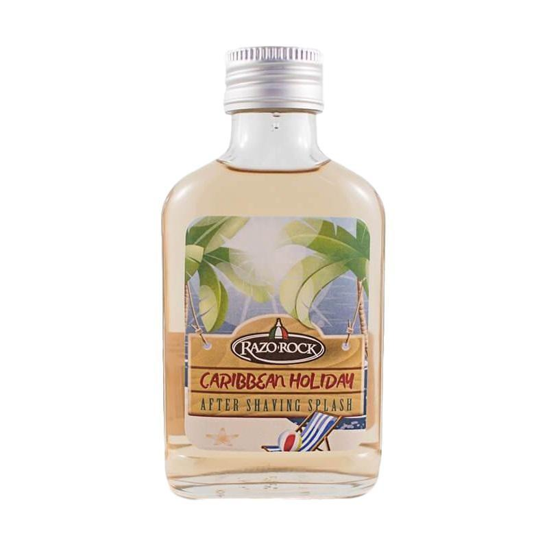 RazoRock Caribbean Holiday Aftershave - Shaving Station