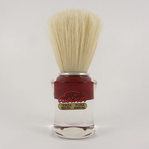 Semogue 610 Boar Bristle Shaving Brush Red - Shaving Station