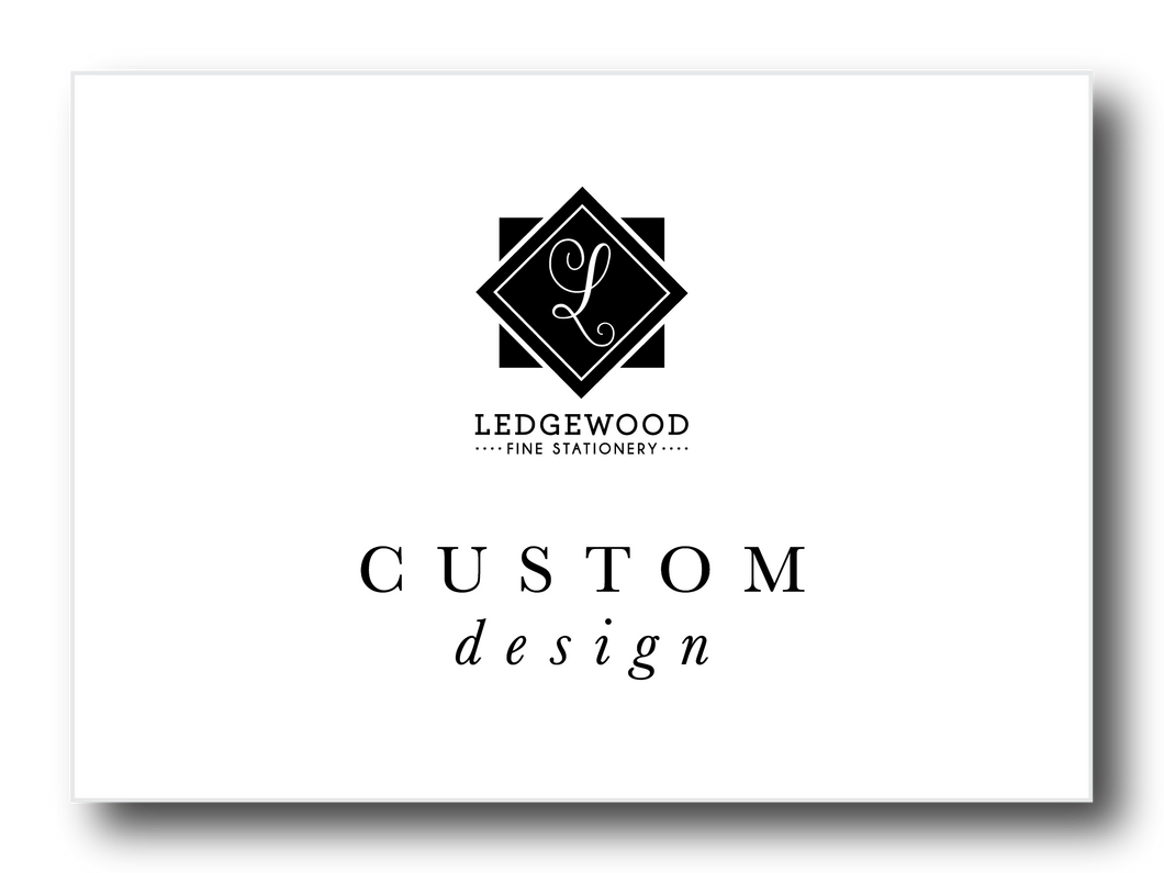 Custom Design Calling Card