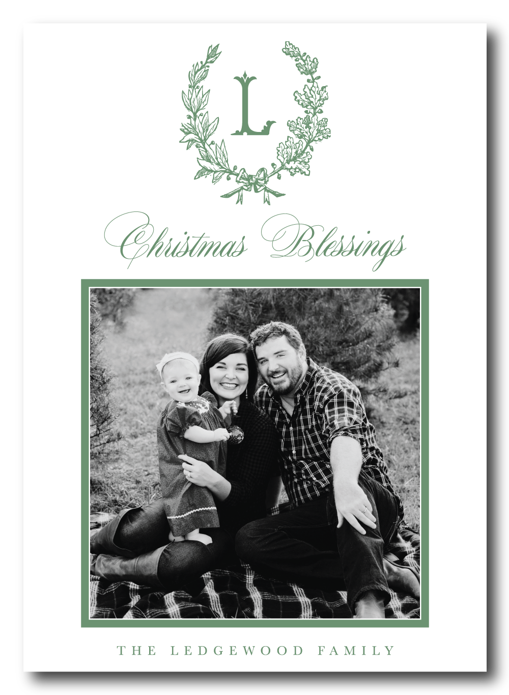 Christmas Card Design 4