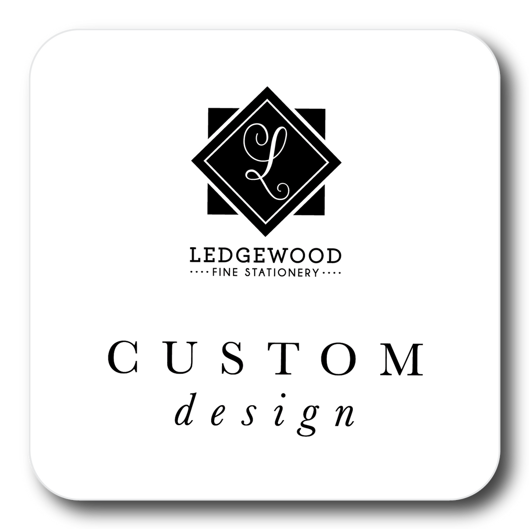 Custom Design Coaster Design 18