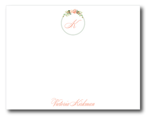 Flat Note Cards Design 10