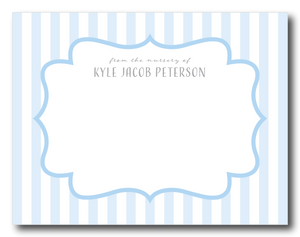 Flat Note Cards Design 13