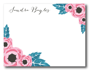 Flat Note Cards Design 26