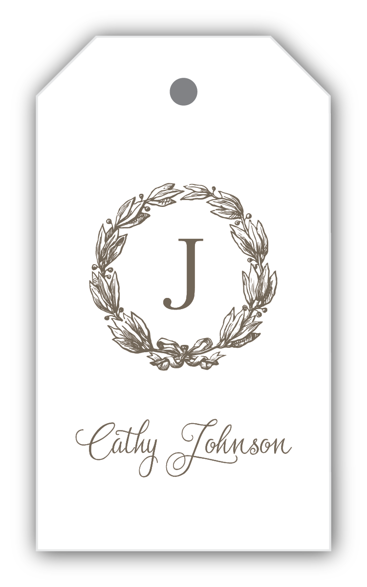 Personalized Gift Tags Design 12